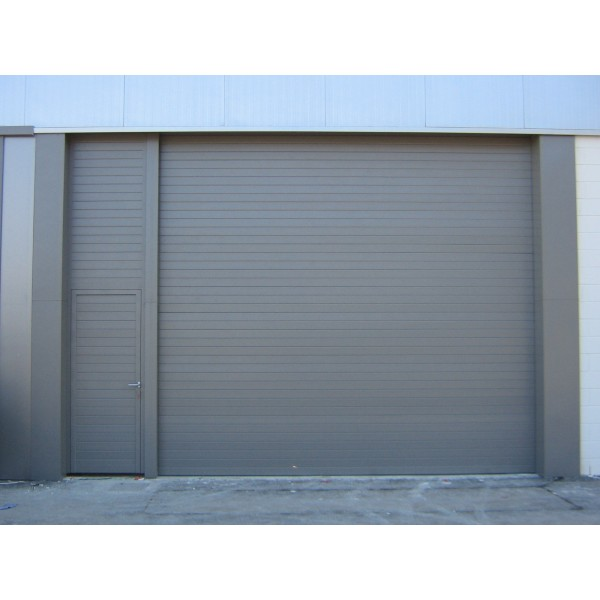 Puerta biport exterior