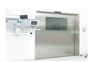 puerta hermética para industria médica y farmaceutica