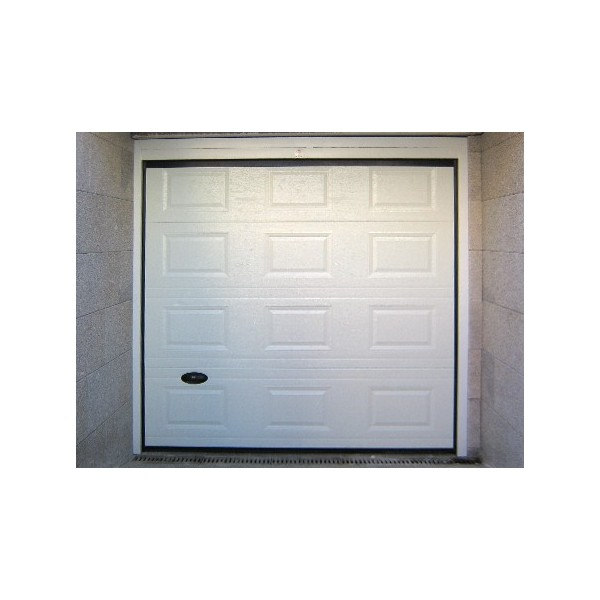 puerta seccional cuarterón 9003