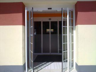 Puertas antipánico
